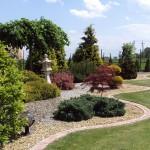 10 ogród Proszowice